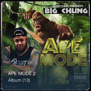 New Hip Hop Music, Big Chung, Ape Mode 2, DJ Damage,