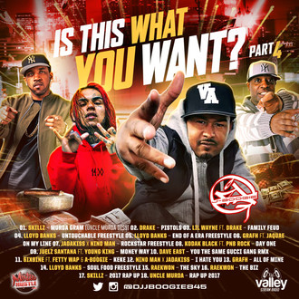 [New Music Alert] DJ J Boogie - Is This What you Want? Vol.4