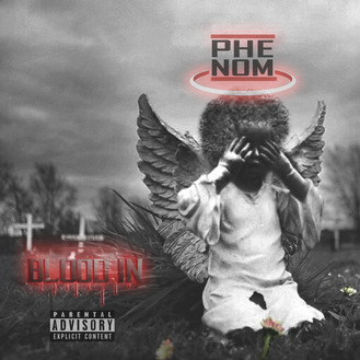 [NEW MUSIC PREMIER] BLOOD IN by PHENOM on #HipHopEverything S/o to @Phenom18