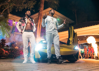"""[New Music Alert] Damar Jackson & Gucci Mane """"RETAWDED"""""""