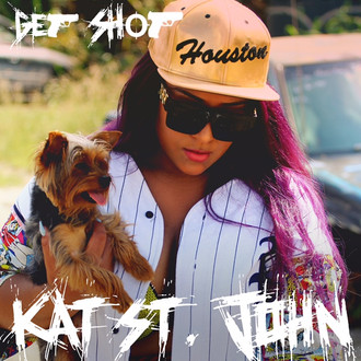 [New Music Alert] @Kat_StJohn - Get Shot