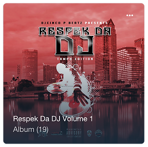 New Hip Hop Music, Respek Da DJ, Hip Hop Everything,