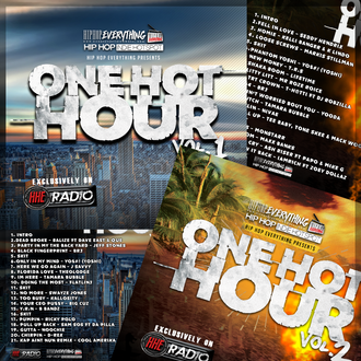 Your Next Favorite Hip Hop Artist is Featured on #OneHotHour