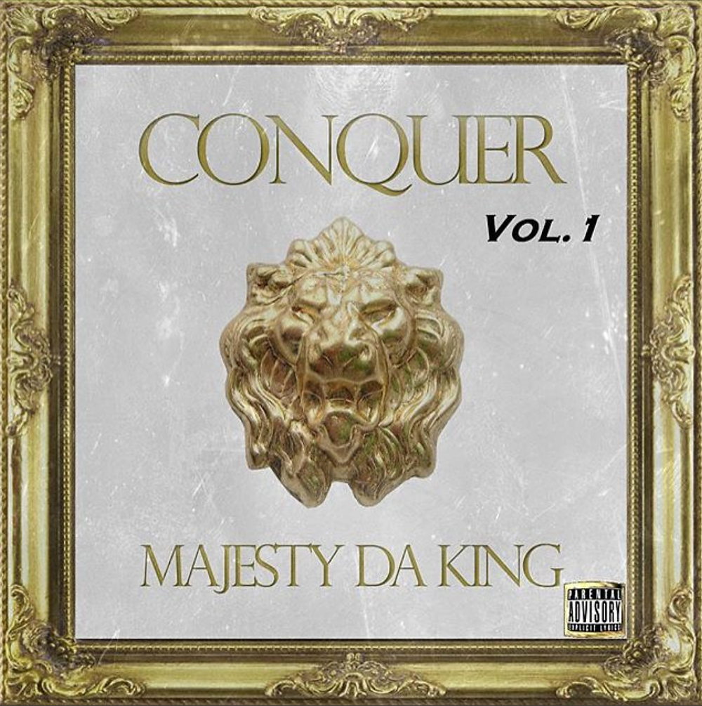 MDK - Majesty Da' King drops CONQUER VOL1 on HipHopEverything Sept 15th