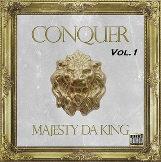 MDK @KingMajesty305 dropped CONQUER VOL1 on #HipHopEverything Sept 15th, Get it today!