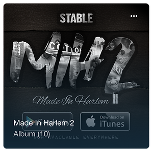 Made In Harlem 2, Stable, Hip Hop Everything, New Hip Hop Muic,