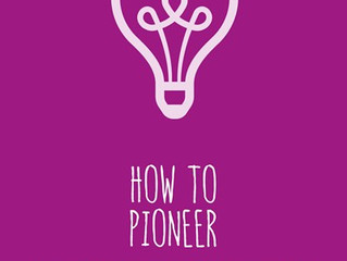 How to Pioneer: A five-step guide to getting started by David Male