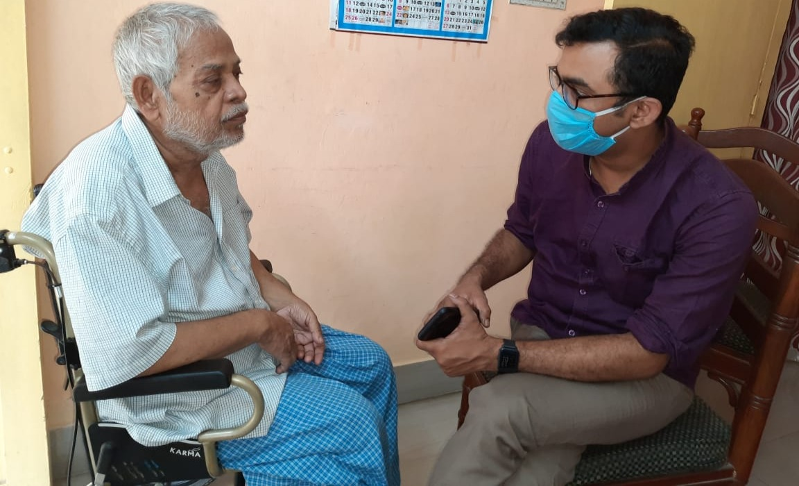 Dr Suvradeep Ganguly(Pt)
