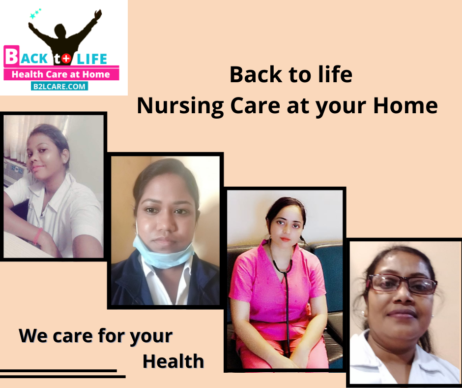 Back to life Nursing Care Core Team