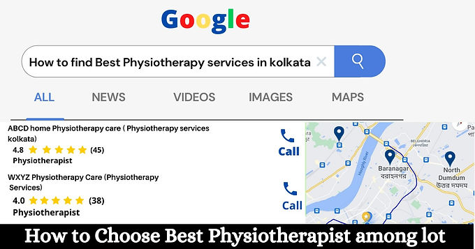 How to find best physiotherapist services in your town