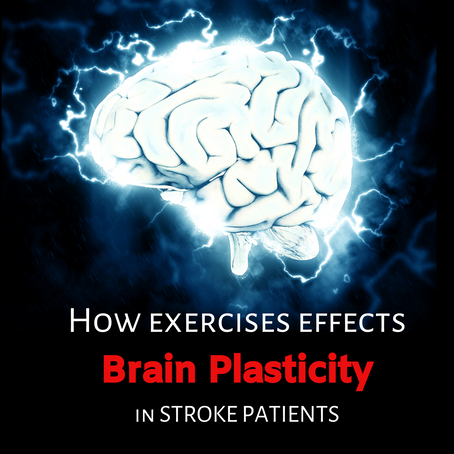 How Exercises effects Brain Plasticity in Stroke Patient