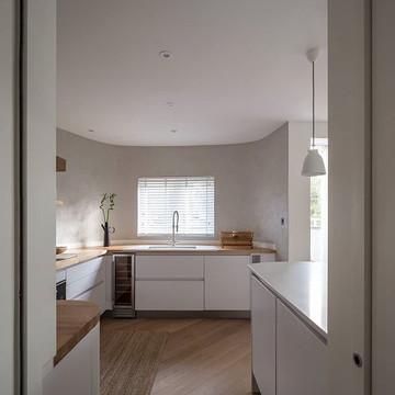 Kitchen, Flow Penthouse
