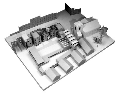 Site context model