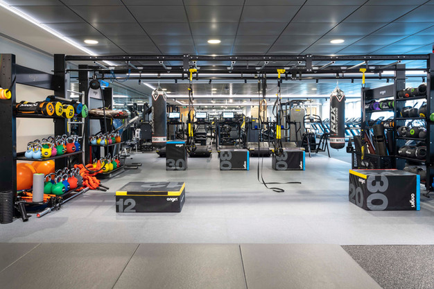 Gym, Canary Wharf