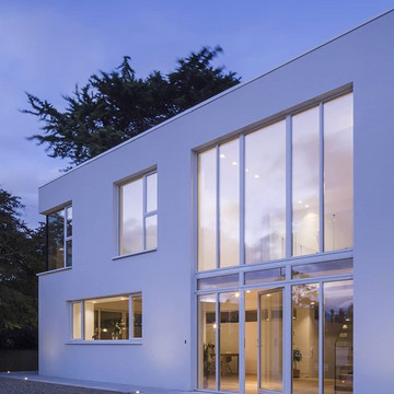 Low energy home, Dalkey, Ireland