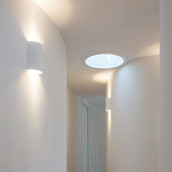 Curved lights, curved delights!