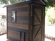 Rustic Stain Lodge