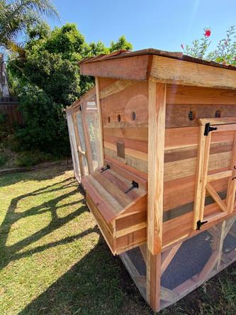 3'x5' Weathertop in Backyard