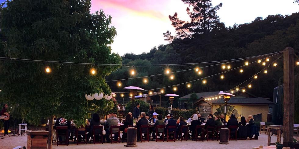 Farm to Table Winemaker Dinner feat. Flying Goat Cellars