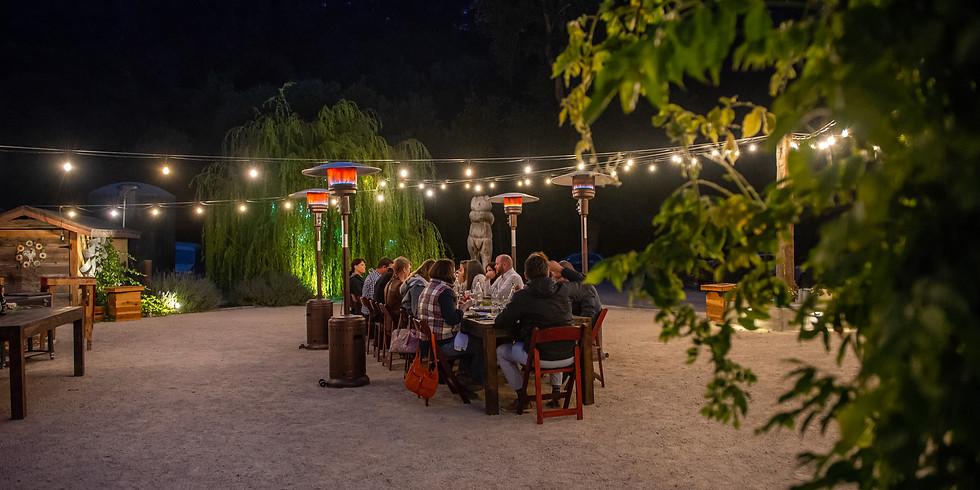 Midsummer Eve Farm Dinner