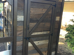 Reclaimed Lumber Lodge