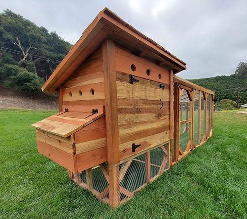 Raised Durango, Nesting Wall