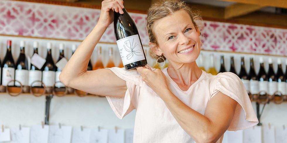 Farm to Table Dinner with Winemaker Sonja Magdevski of Casa Dumetz Wines
