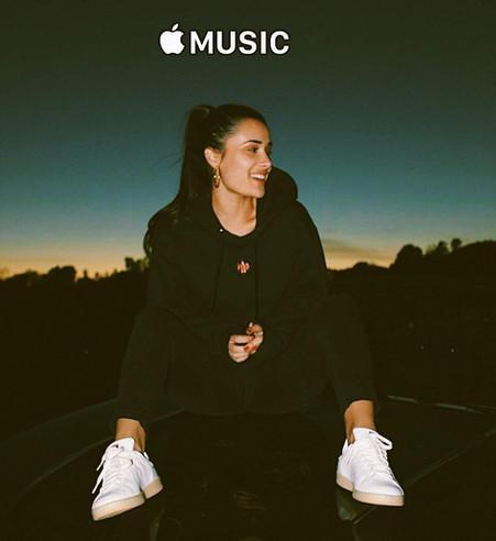 Liz Lokre x AppleMusic