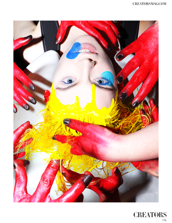 Creators Magazine | EDGY VOL.2 ISSUE.20