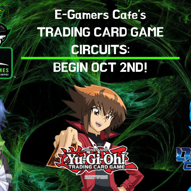 E-Gamers TCG Circuits INFORMATION!