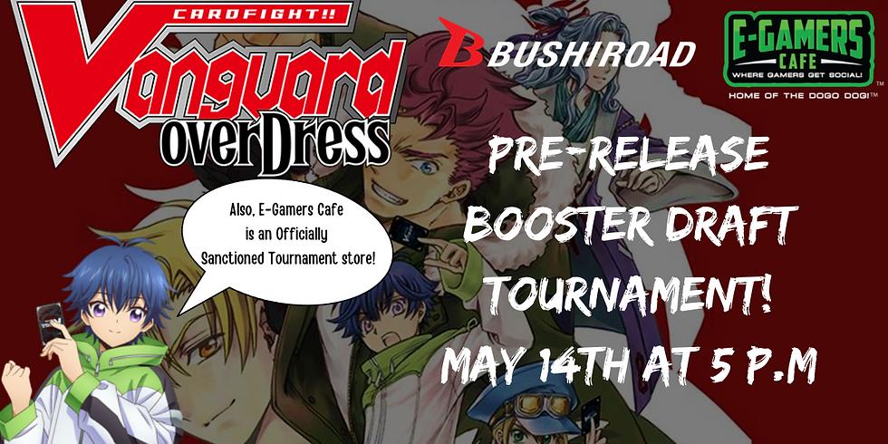 Cardfight!! Vanguard overDress: Prerelease