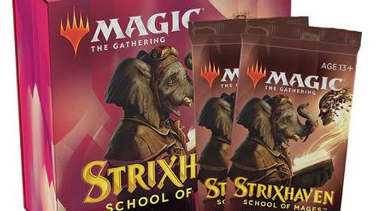 Strixhaven: School of Mages Prerelease Kit - Lorehold