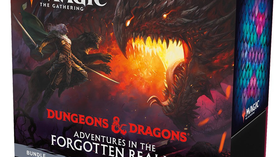 Magic: The Gathering - Adventures in the Forgotten Realms Bundle