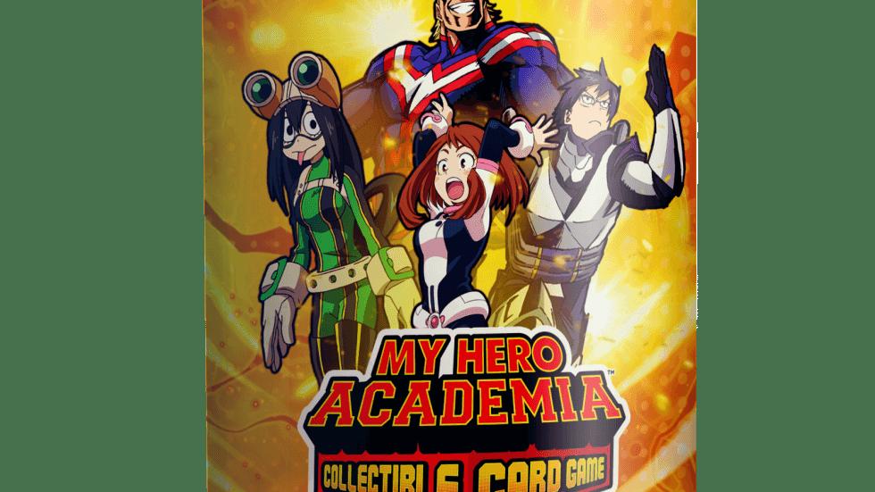MY HERO ACADEMIA COLLECTIBLE CARD GAME DLC DISPLAY (PREORDER)