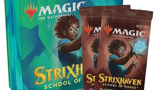 Strixhaven: School of Mages Prerelease Kit - Quandrix