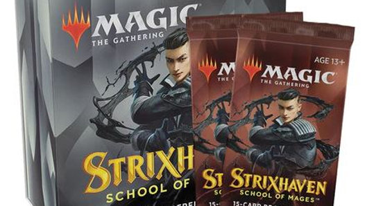 Strixhaven: School of Mages Prerelease Kit - Silverquill
