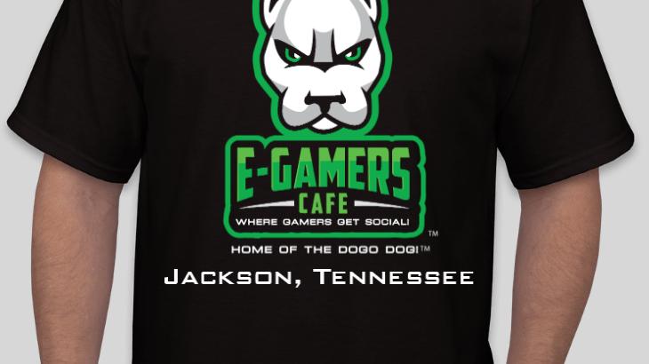 EGC Dogo Mascot T-shirt