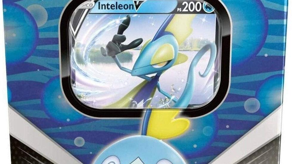 Pokemon TCG: Galar Partner Tin - Inteleon V