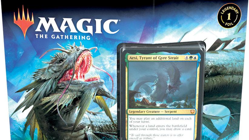 Commander Legends - Reap the Tides Commander Deck