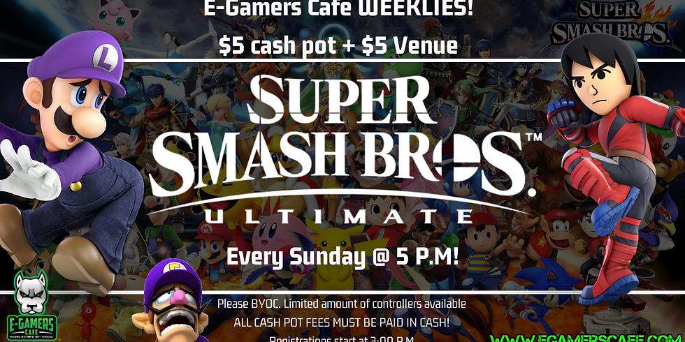 Sunday Smash Ultimate Weeklies