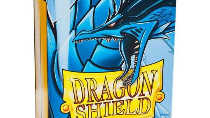Dragon Shield 60ct Deck Protector Mini Matte (For Yu-Gi-Oh!)