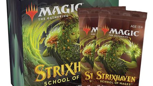 Strixhaven: School of Mages Prerelease Kit - Witherbloom