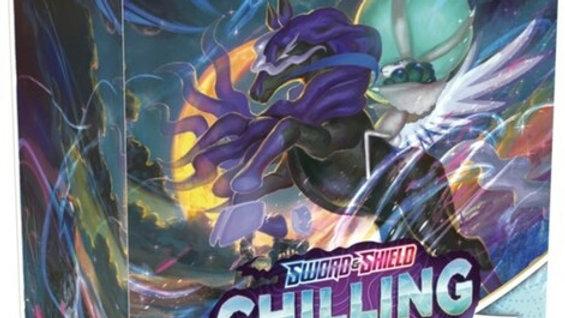 PKMN: Chilling Reign Prerelease Battle Kit
