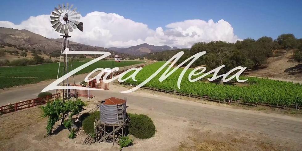 Zaca Mesa Wine Tasting Dinner