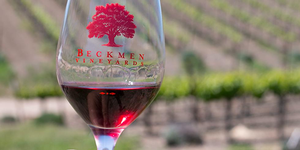 Beckmen Wine Dinner