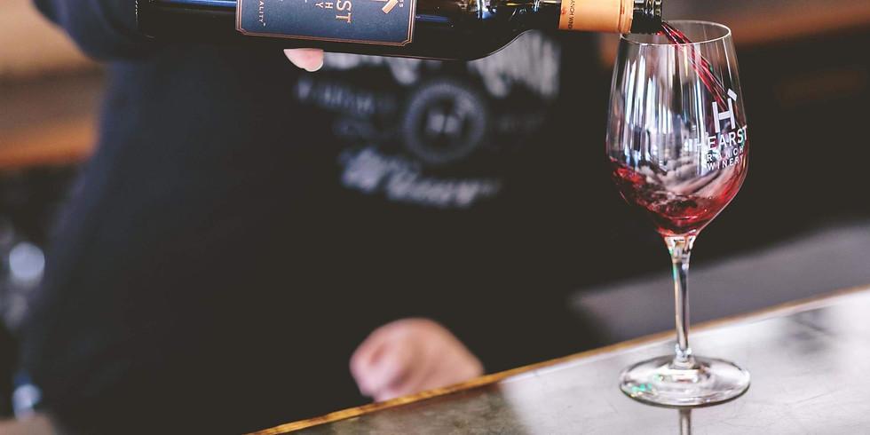 Hearst Wine Dinner