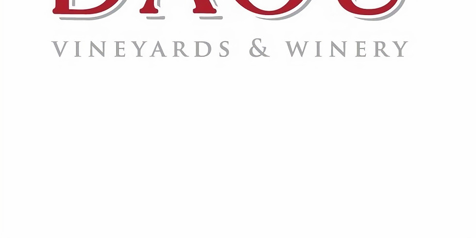 DAOU Vineyards and Winery Dinner