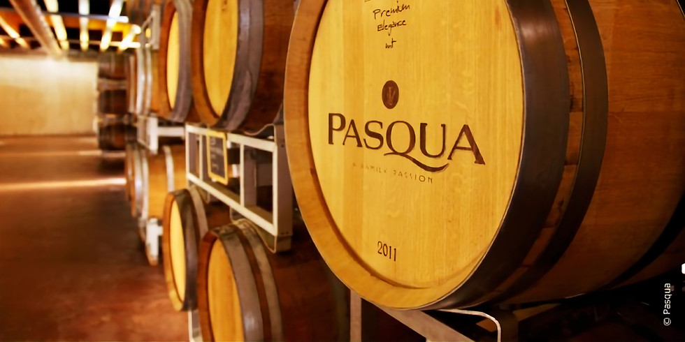Pasqua Wine Dinner