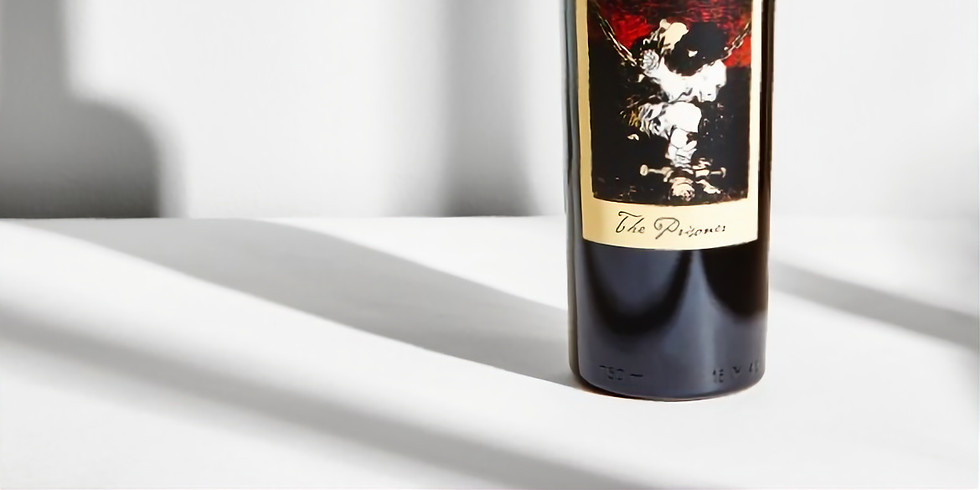 The Prisoner Wine Company Tasting