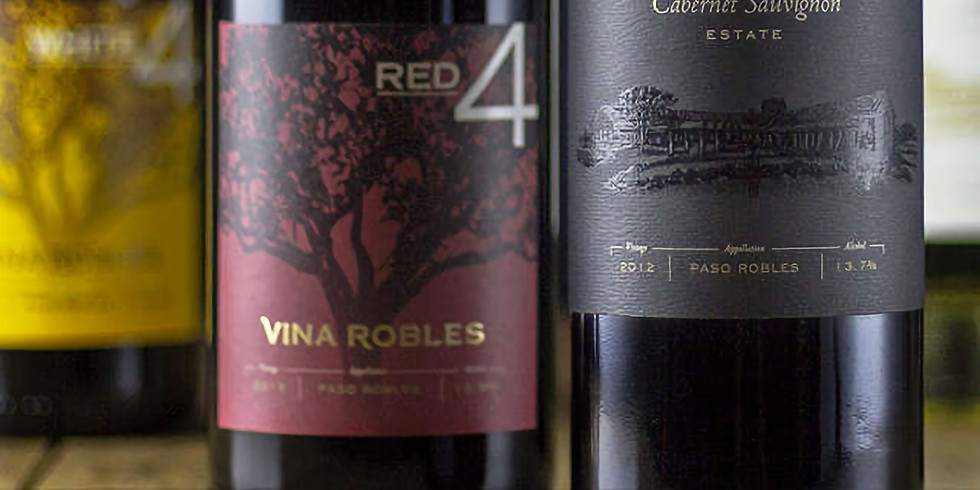 Vina Robles Wine Tasting